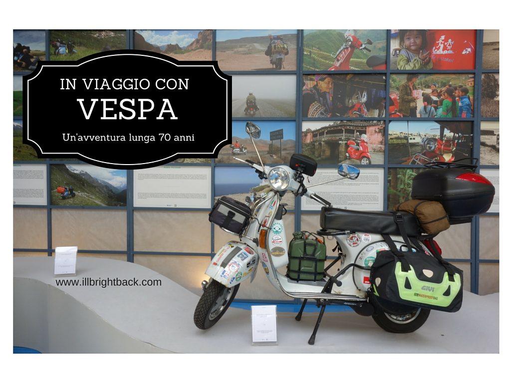 In viaggio con Vespa