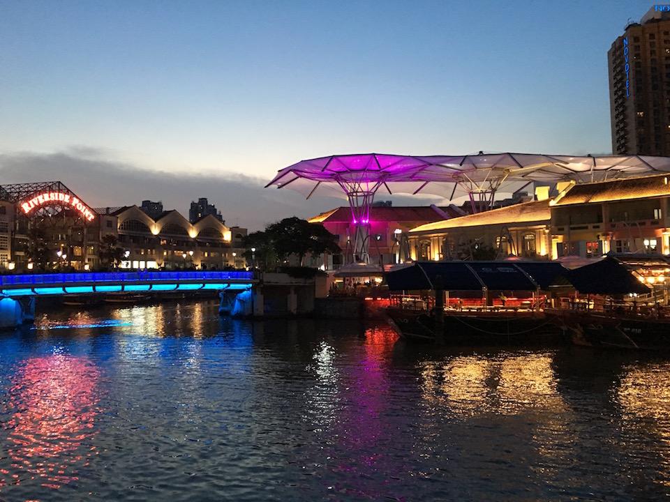 attrazioni di Singapore