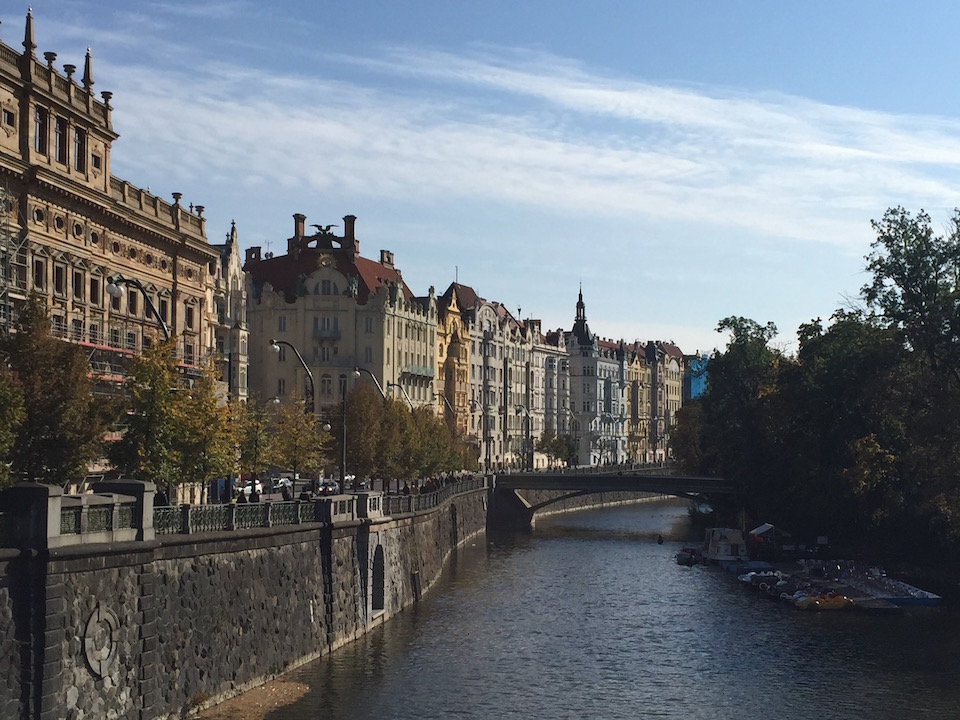 quartieri di Praga