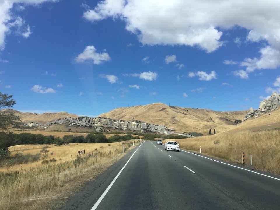 viaggio in Nuova Zelanda