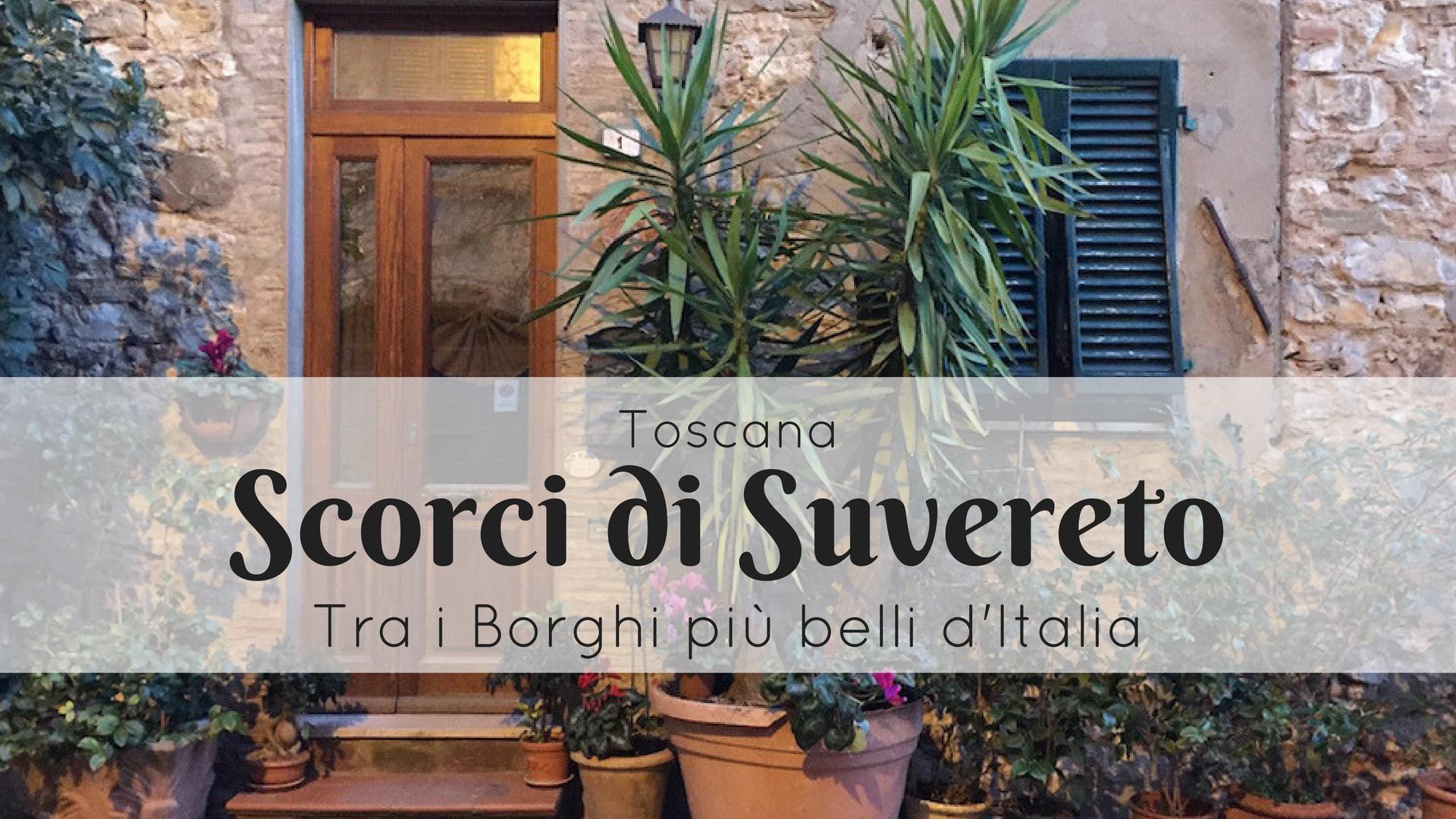 Suvereto Toscana