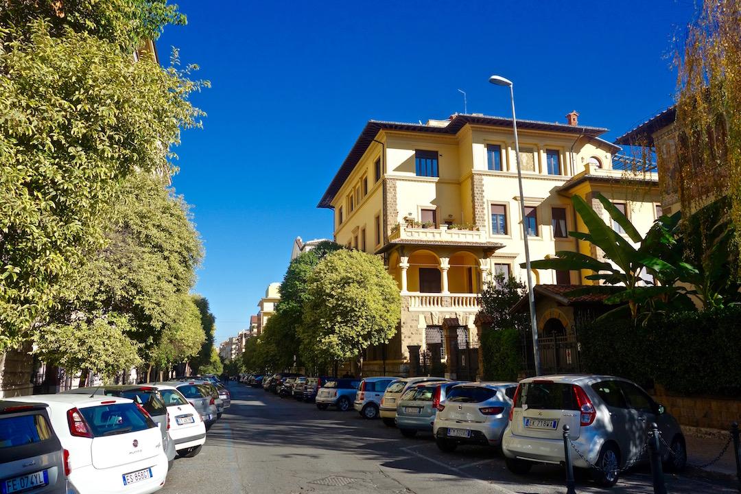 quartiere Coppedè a Roma