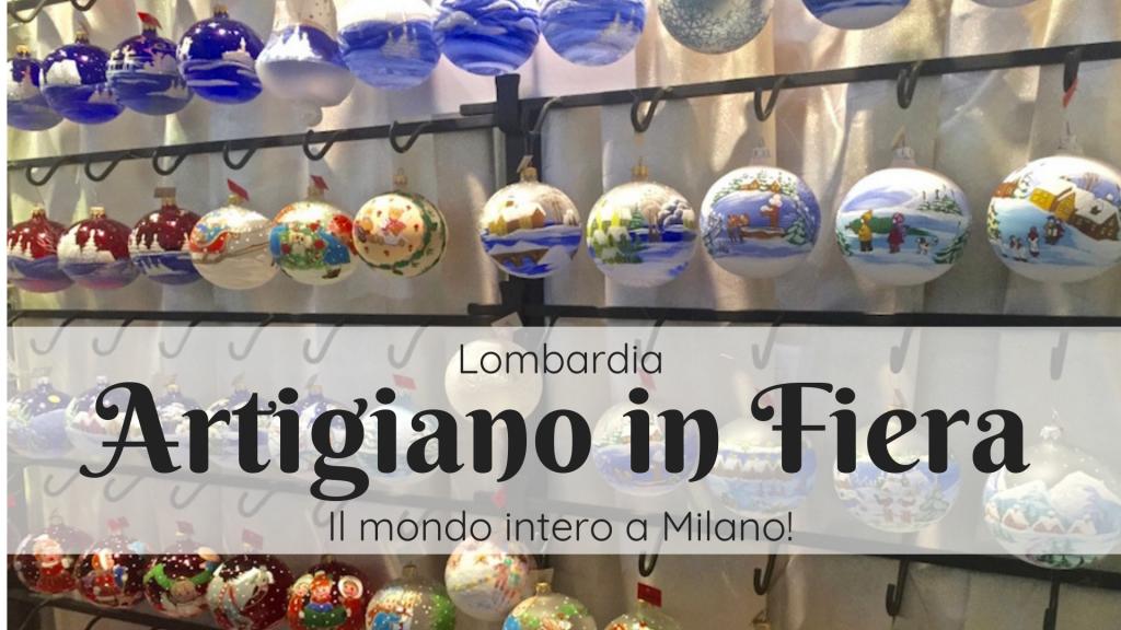 Artigiano in Fiera a Milano