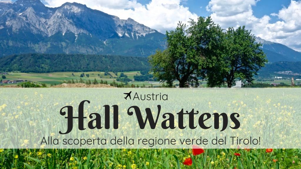 Regione di Hall Wattens