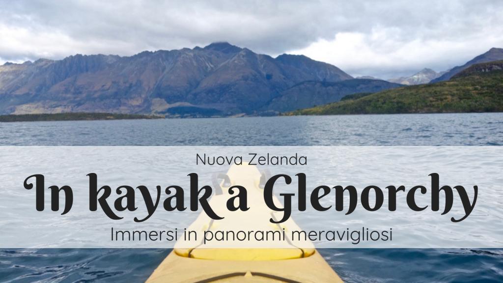 kayak in Nuova Zelanda