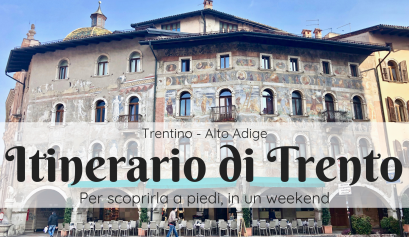 Itinerario di Trento