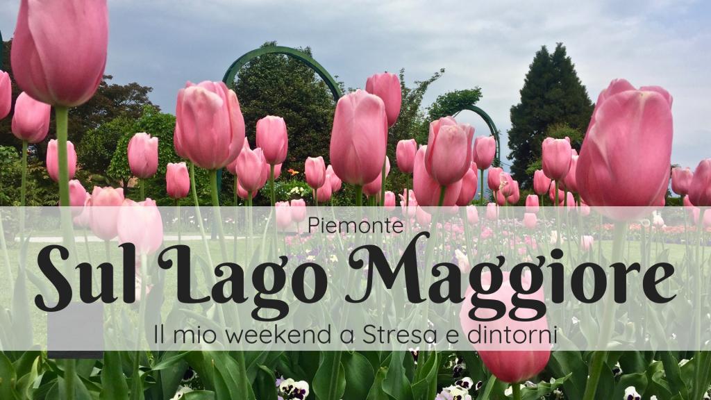 Weekend al Lago Maggiore - Copertina