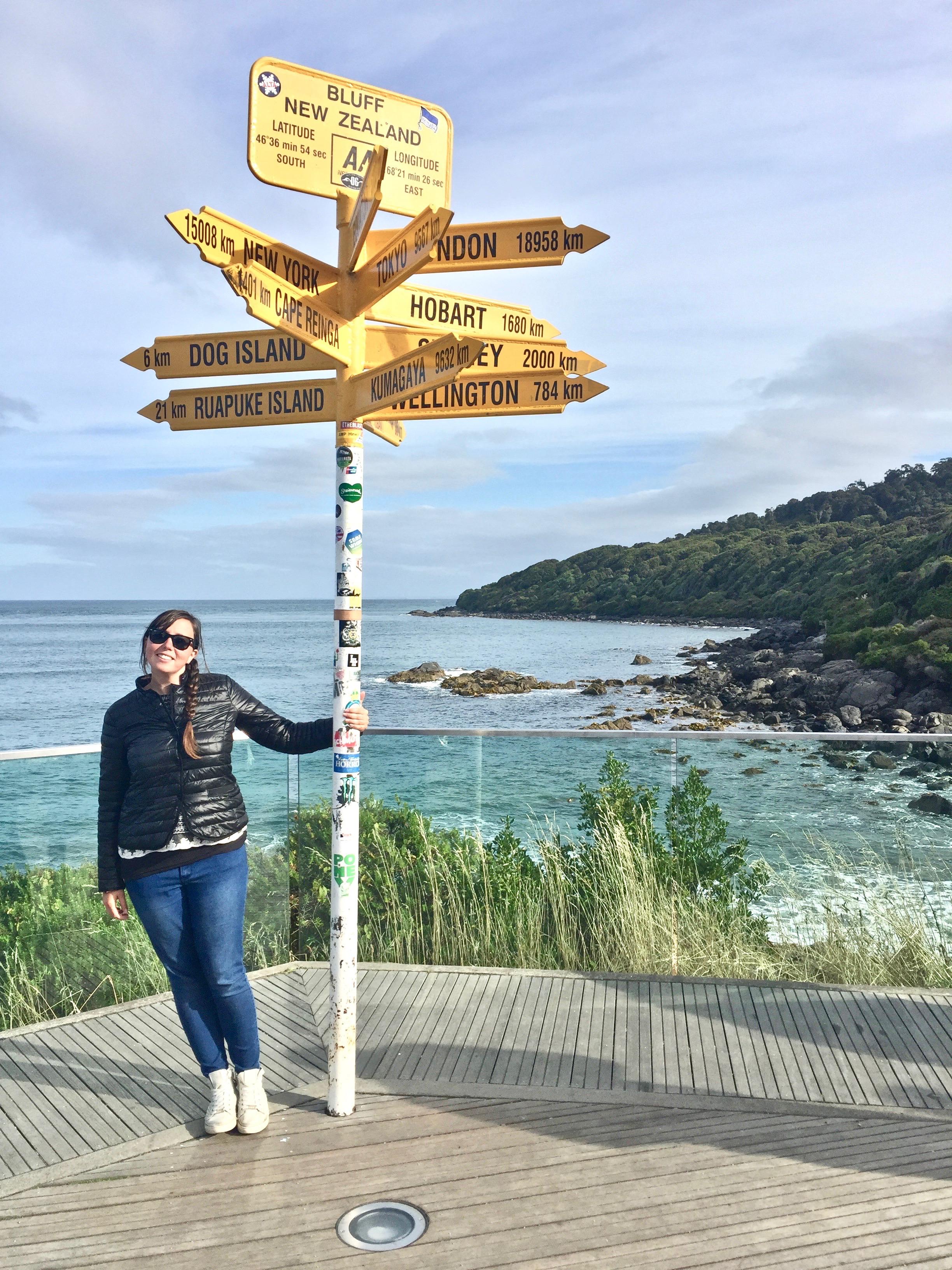 festeggiare in viaggio - Nuova Zelanda