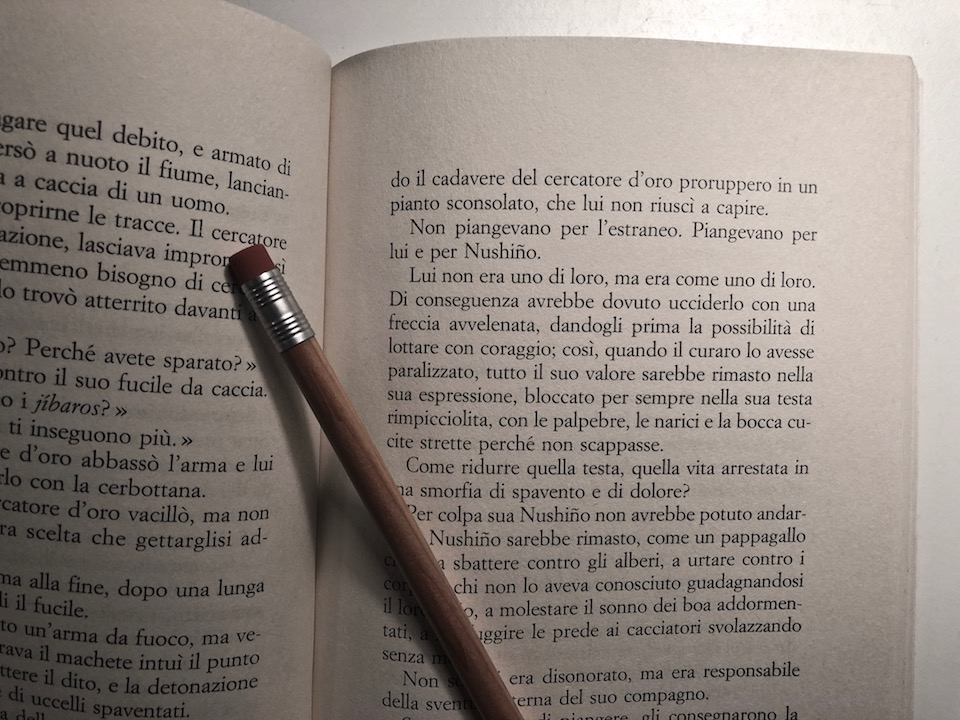 Il vecchio che leggeva romanzi d'amore - Luis Sepúlveda