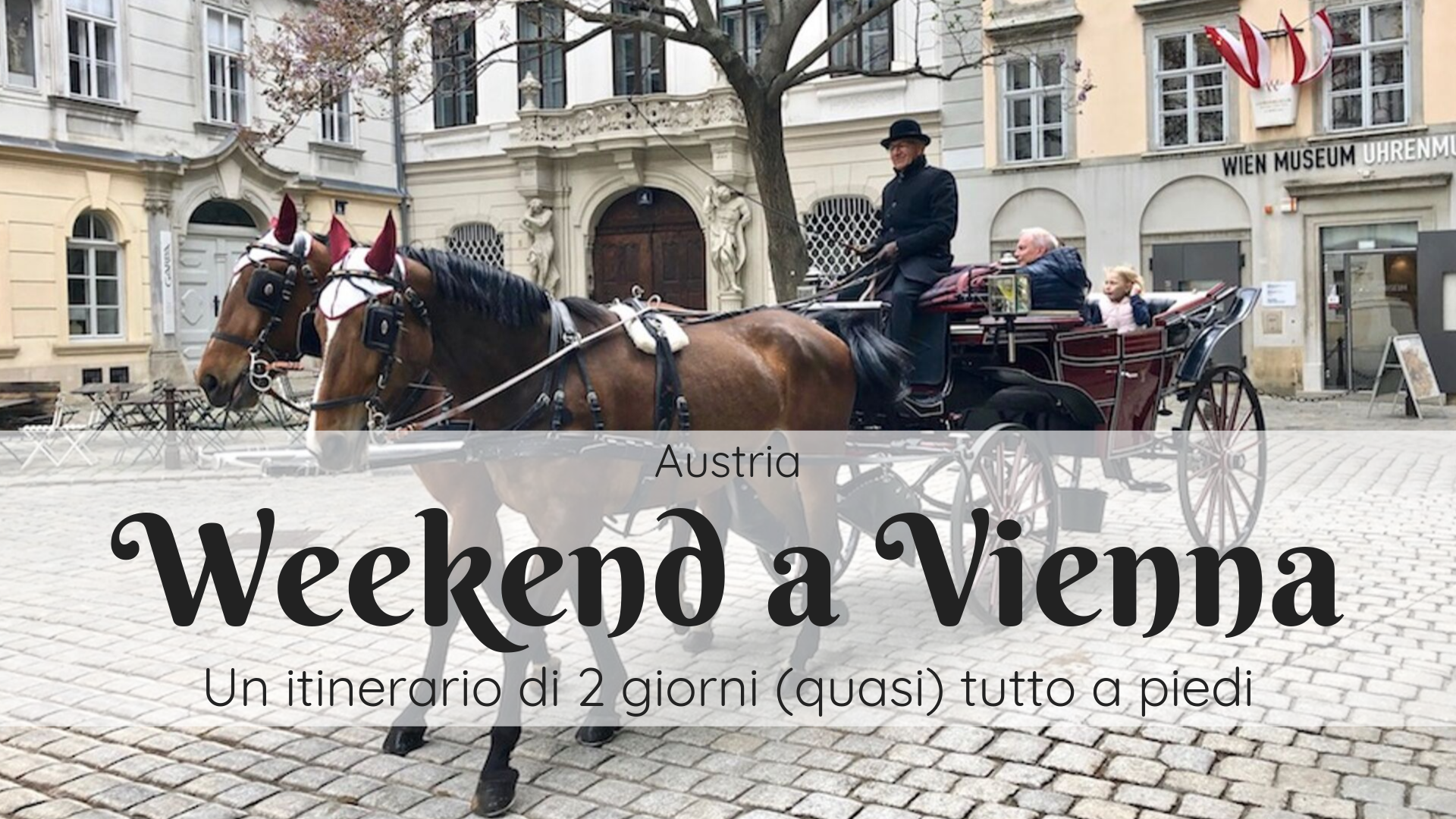 weekend a Vienna