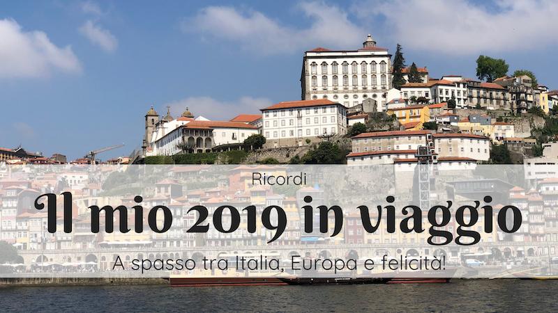 2019 in viaggio