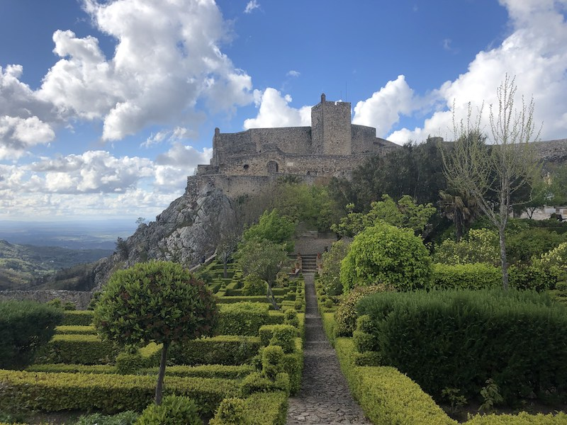 Marvão in Portogallo