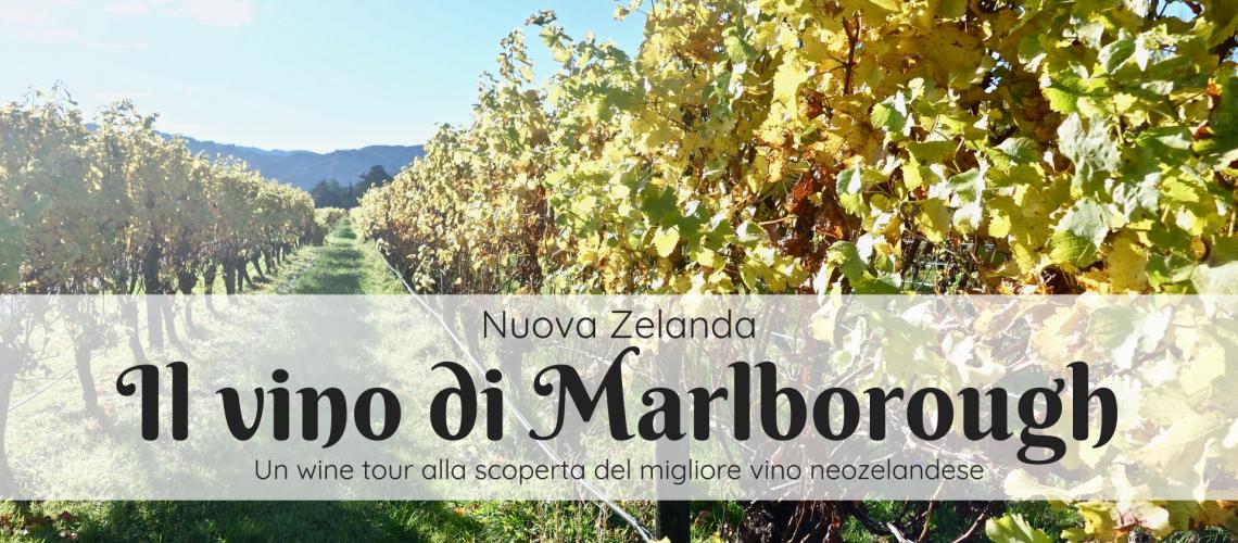 vino di Marlborough