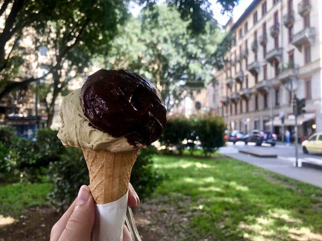 Duomo gelatieri dal 1952 a Milano