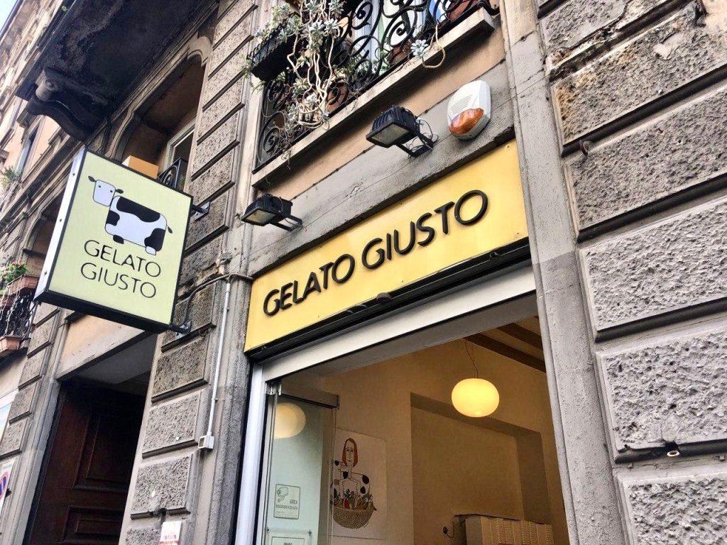 migliori gelaterie di Milano: Gelato Giusto