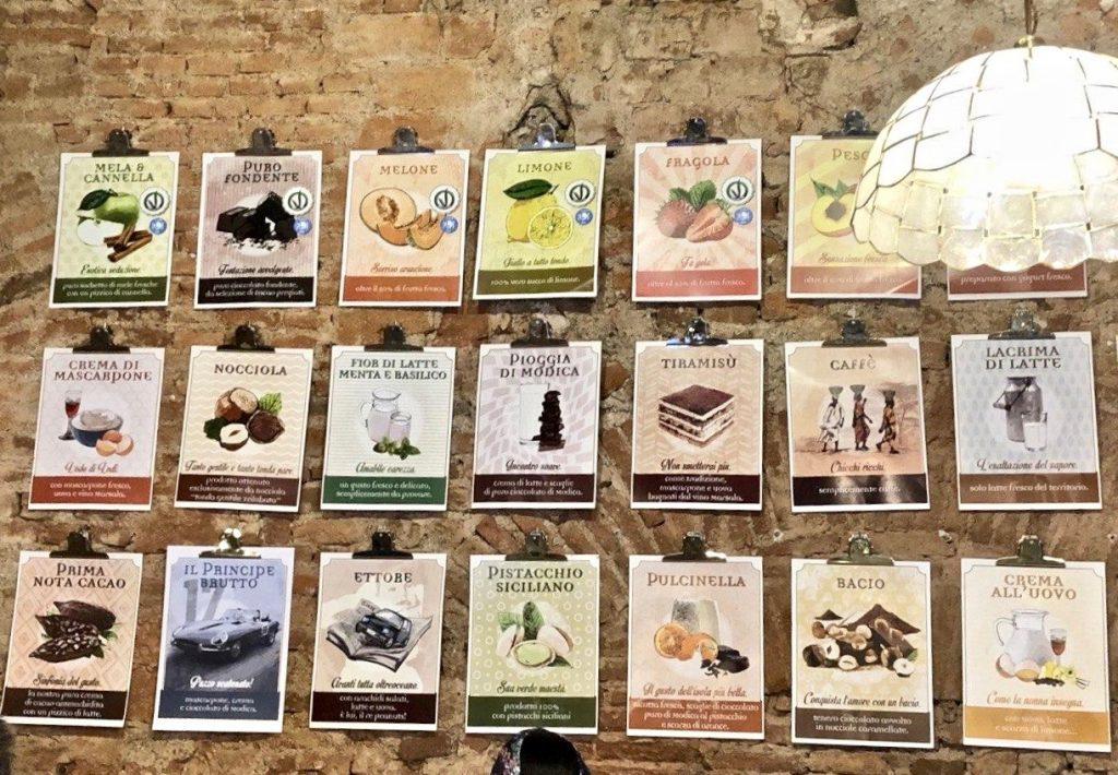 migliori gelaterie di Milano: Oggi