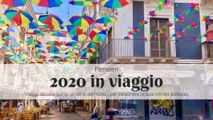 2020 in viaggio