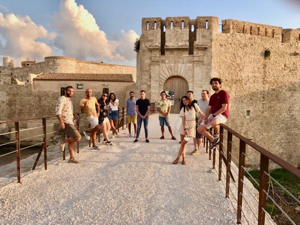 Viaggio di gruppo in Sicilia Orientale