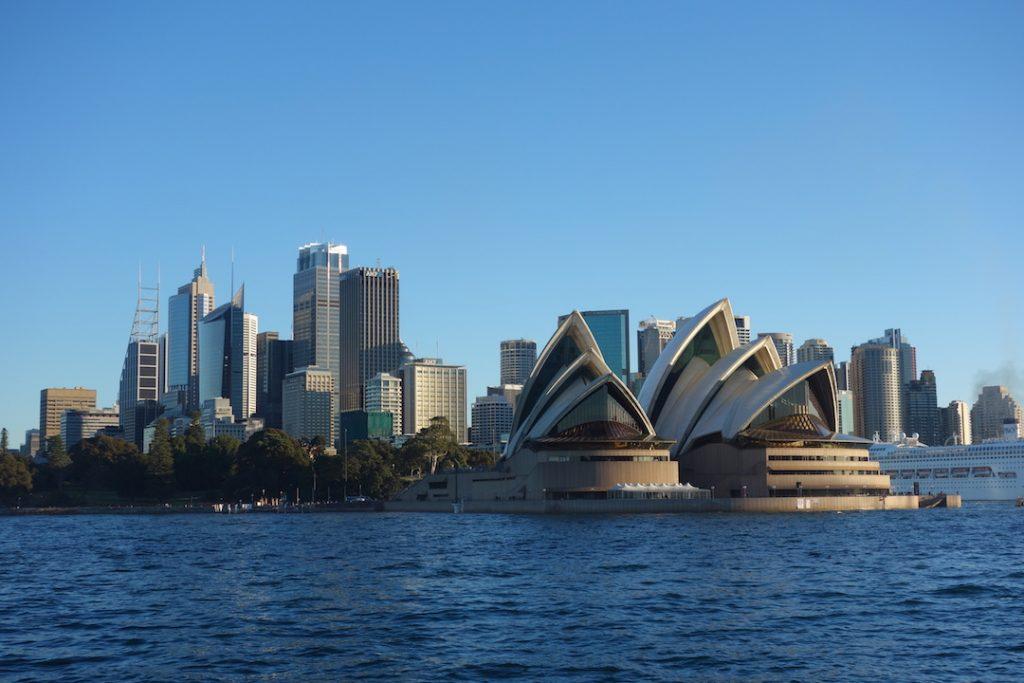 Lavorare e studiare a Sydney