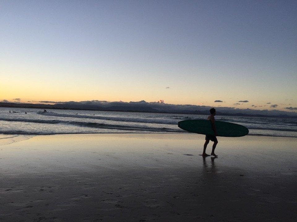 fare turismo in Australia